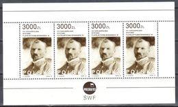 Poland 1991- Wyczolkowski Painter - Stamp Exhibition - Mi.m/s 114 - MNH (**) - Postfrisch - Blocs & Hojas