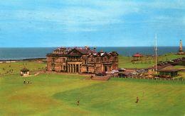 United Kingdom - St. Andrews - Golf Club - Verenigd-Koninkrijk