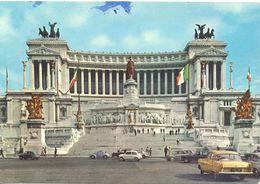 Italie - Rome - Monument à Victor Emmanuel II - Enrico Verdesi Nº 128 - Colorisée - 5439 - Roma (Rome)
