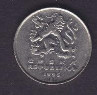 Czech Republic 1995 5 KORUNA - Tschechische Rep.