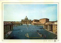Città Del Vaticano - Piazza S. Pietro - Musei Vaticani - Nº MV 127 GF - 5445 - Vatican
