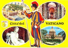 Città Del Vaticano - Multivues - MA. PI. R. Nº 617 - 5447 - Vatican