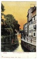 JENA - IENA - Partie Am Mühlgraben (Klein Venedig) - Ed. Dr. Trenkler Co., Leipzig, N° 20179 - Jena