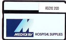 Telefoonkaart  LANDIS&GYR NEDERLAND * RDZ.112  212D * MEDICA  * Pays Bas * TK *  ONGEBRUIKT * MINT - Nederland