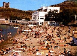 66  PORT  VENDRES   ...PLAGE  DES  TAMARINS - Port Vendres