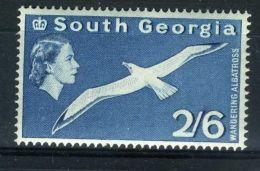 GEORGIE DU SUD ( POSTE ) : Y&T N°  20  TIMBRE  NEUF  SANS  TRACE  DE  CHARNIERE , A  VOIR . - South Georgia