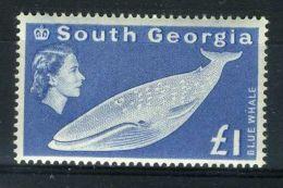 GEORGIE DU SUD ( POSTE ) : Y&T N°  23  TIMBRE  NEUF  SANS  TRACE  DE  CHARNIERE , A  VOIR . - South Georgia