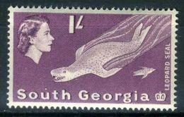 GEORGIE DU SUD ( POSTE ) : Y&T N°  18  TIMBRE  NEUF  SANS  TRACE  DE  CHARNIERE , A  VOIR . - Géorgie Du Sud