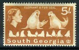 GEORGIE DU SUD ( POSTE ) : Y&T N°  21  TIMBRE  NEUF  SANS  TRACE  DE  CHARNIERE , A  VOIR . - South Georgia