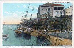 PANAMA - Vista Parcial De La Bahia -   (103210) - Panama