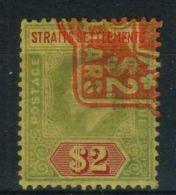 STRAITS SETTLEMENTS ( POSTE ) : Y&T N°  182  TIMBRE  NEUF  AVEC  TRACE  DE  CHARNIERE , A  VOIR . - Straits Settlements