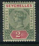 SEYCHELLES ( POSTE ) : Y&T N°  1 A  TIMBRE  NEUF  SANS  TRACE  DE  CHARNIERE , A  VOIR . - Seychelles (...-1976)