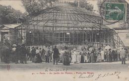 Paris 75 - Jardin Des Plantes - Architecture Palais Des Singes - 1907 - Arrondissement: 05
