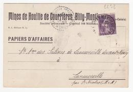 Mines De Houille De Courrières, Billy Montigny - 1929 - 1921-1960: Période Moderne