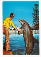 20288  CPM  ANTIBES  : Marineland  , Route De Biot , Le Bonjour De Spash ! 1976 , ACHAT DIRECT  !! - Antibes