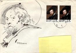 B+ Belgien 1977 Mi 1912 Peter Paul Rubens (UNIKAT) - België