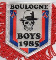 PARIS SG = Fanion Des BOULOGNE BOYS 1985 - Habillement, Souvenirs & Autres