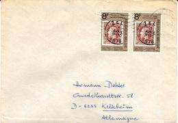 B+ Belgien 1978 Mi 1942 Tag Der Briefmarke - Covers & Documents