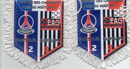 Trophée Des Champions 2014  PARIS SG / GUINGAMP - Habillement, Souvenirs & Autres