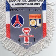Trophée Des Champions 2016  PARIS SG / LYON - Habillement, Souvenirs & Autres