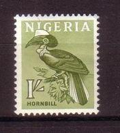 Nigeria - BIRD 1961 MH - Nigeria (1961-...)