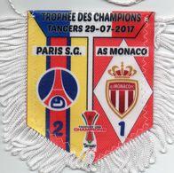Trophée Des Champions 2017  PARIS SG / AS MONACO - Habillement, Souvenirs & Autres
