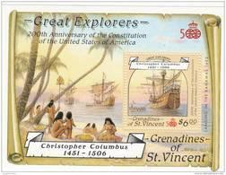 San Vicente Y Las Granadinas Hb 23A - St.Vincent Y Las Granadinas