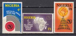 Nigeria - TRADE FAIR 1972 MNH - Nigeria (1961-...)