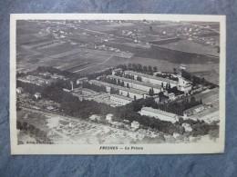 94 FRESNES, La Prison, Vue Aérienne Vers 1930 ? ; Ref 655-94 - Fresnes