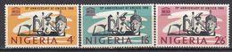 Nigeria - UNESCO 1966 MNH - Nigeria (1961-...)