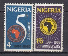 Nigeria - BANK 1969 MNH - Nigeria (1961-...)