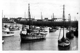 85  ILE  De  NOIRMOUTIER ... Le Port De L'hebaudiere - Noirmoutier