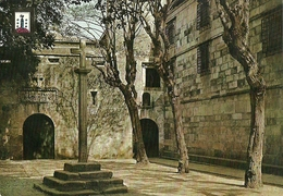 RECUERDO AÑO 70 LA CORUÑA PLAZUELA DE SANTA BARBARA - La Coruña