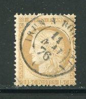 Y&T N°55  Ambulant Irun à Bordeaux Du 11 Mai 1876 - 1871-1875 Cérès