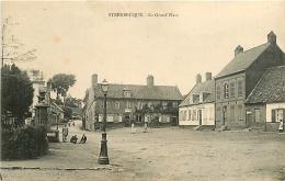 Steenbecque. La Grand'Place - Sonstige Gemeinden