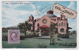 San Antonio - Cpa / G.N.R.R. Depot. - San Antonio
