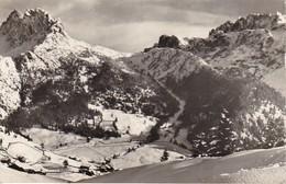 CP Selva Di Val Gardena Verso Anterciepes E Gruppo Di Cir - Ca. 1955 (33594) - Italien