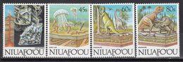 Niuafoou - ANIMALS / MINERALS 1993 MNH - Tonga (1970-...)