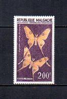 Madagascar   1960   .-   Y&T Nº   82     Aéreos    (  *   S/goma  ) - Madagascar (1960-...)