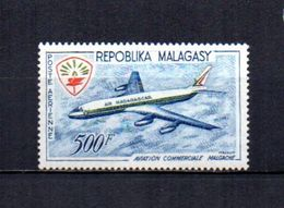 Madagascar   1963   .-   Y&T Nº   88     Aéreos   ** - Madagascar (1960-...)