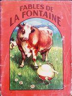 FABLES DE LA FONTAINE Avec De Nombreuses Illustrations - Bücher, Zeitschriften, Comics