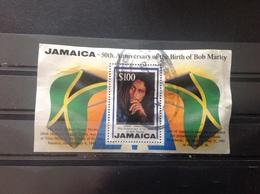 Jamaica - Sheet Bob Marley (100) 1995 - Jamaica (1962-...)