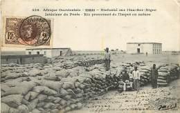 SOUDAN , Niafunké , Riz Provenant De L'impot En Nature , * 381 69 - Sudan