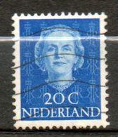 PAYS-BAS  Reine Juliana 1949-56 N° 515 - Period 1949-1980 (Juliana)