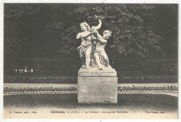41 - CHITENAY - Le Château - Groupe De Versailles - Edition Pothée - Otros Municipios