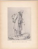 GRAVURE-lydéric Au Cortège De La Fête Communale De Lille-( Reproduction Journée Du Livre 1932 )--voir  2 Scans - Other Collections