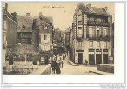 LAVAL LA GRANDE RUE CPA BON ETAT - Laval
