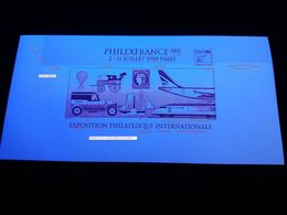 Variétés NEUF  PHILEXFRANCE 99 / 2 - 11 JUILLET 1999 PARIS EXPOSITION INTERNATIONALE 10.00 € - Commemorative Labels