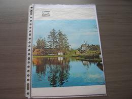 BELG.1968 1461 ,Bokrijk   Herinneringsblad - 1961-70