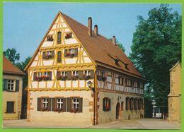 WEISSENBURG - Meßnerhaus Erb. 1581 - Weissenburg